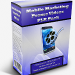 Mobile Marketing Promo Videos PLR Pack