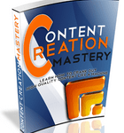 Content Creation Mastery PLR Package