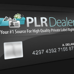PLR Dealer – Free (And Paid) PLR Membership