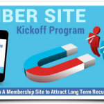 Member Site Kickoff Program PLR Pack