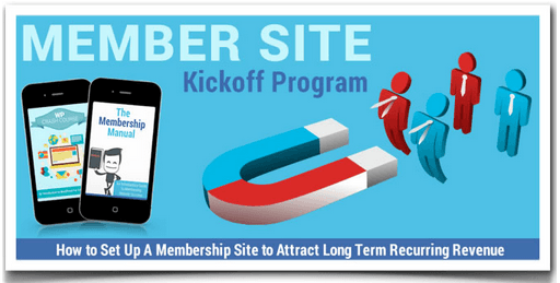 Member Site Kickoff PLR Pack
