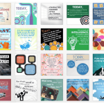 Inspirational Social Graphics PLR Bundle