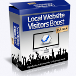 Local Website Visitors Boost PLR Pack