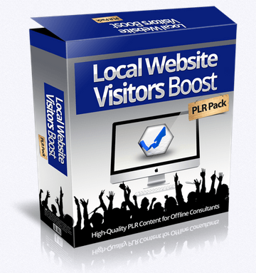 Local Website Visitors Boost PLR