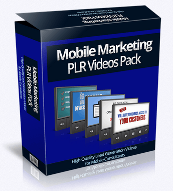 Mobile Marketing PLR Videos Pack