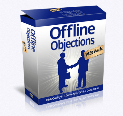 Offline Objections PLR
