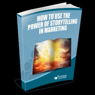 Power Of Storytelling PLR