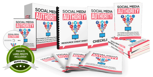 Social Media Authority PLR