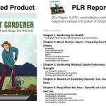 Fit Gardener PLR Special
