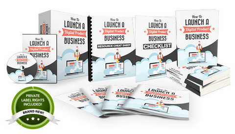 Product Launch PLR