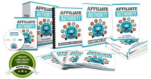 Affiliate Authority PLR