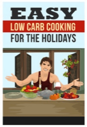 Low Carb Cooking For Holidays PLR