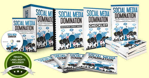 Social Media Domination PLR