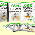 Losing To Win PLR Package