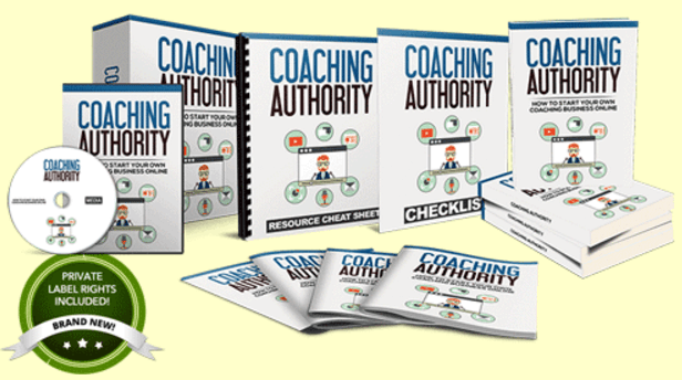 Coaching Authority PLR
