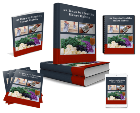 Healthy Heart Habit PLR