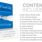 Quit Your Job Manual PLR