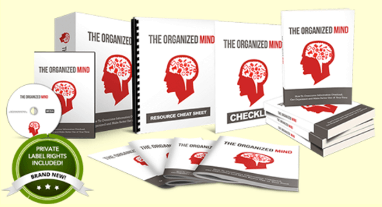 Organized Mind PLR