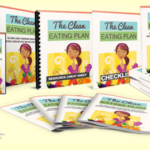 The Clean Eating Plan PLR