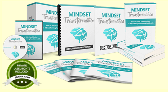 Mindset Transformation PLR