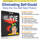 Eliminating Self-Doubt PLR Package