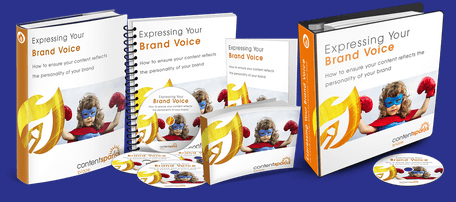 Expressing Your Brand Voice Content