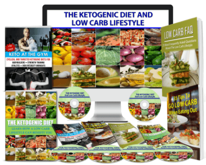 Ketogenic Diet and Low Carb PLR
