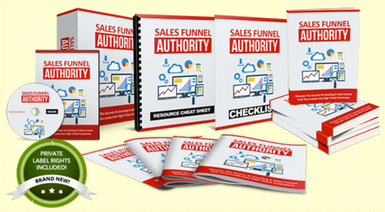 Sales Funnel Authority PLR