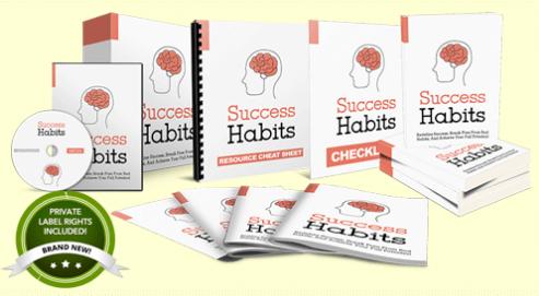 Success Habits PLR