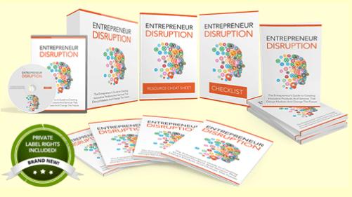 Entrepreneur Disrupt