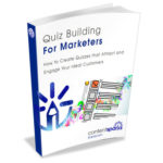 Quiz Building For Marketers PLR