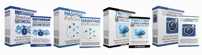 Social Media Magnet Kit