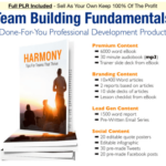 Team Building Fundamentals PLR