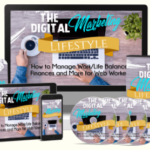 The Digital Marketing Lifestyle PLR