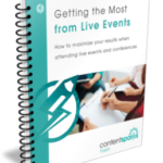 Getting The Most From Live Events Program